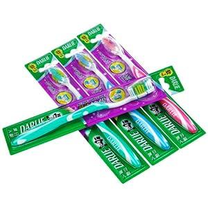 黑人牙刷怎么样_DARLIE 黑人 灵动护龈软毛牙刷 单支装价格(怎么样)_易购牙刷比价频道