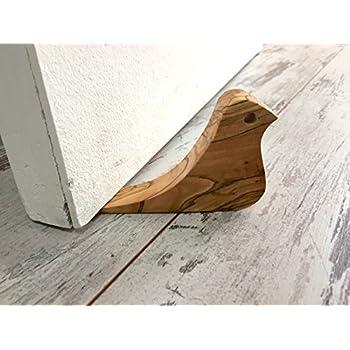 Amazon.com : Handmade Wooden (Olive Tree) Door Stop, Decorative ...