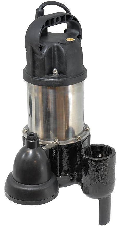 BCV400I Submersible Sump, Sewage & Effluent Pump - Sewage And