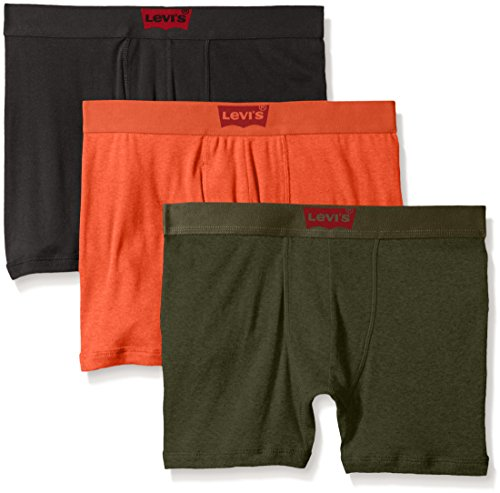 Levis House 3 Pack Cotton Briefs
