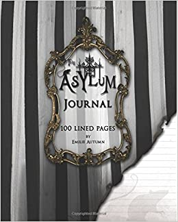 The Asylum Journal: A Blank Lined Notebook for Writers: Amazon.de ...