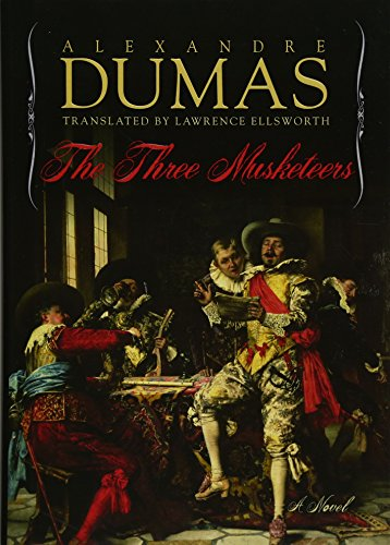 (The Three Musketeers (Musketeers Cycle) )