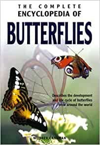 Complete Ency Of Butterflies Complete Encyclopedia