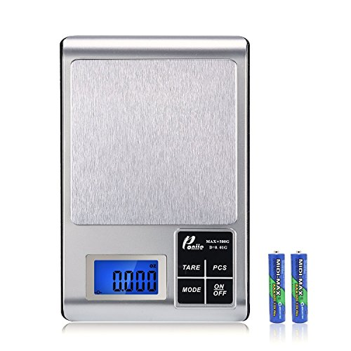 400 Digital Pocket Scale - 6