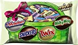 good and bad jelly beans - Easter Candy Basket Gift Stuffer Chocolate Mix for Egg Hunts of Snickers, Twix, MilkyWay, and 3 Musketeers – 10.5 Ounce - Pack of 2