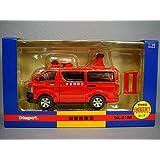 ダイヤペット DK-3108 1/36スケール 消防指揮車