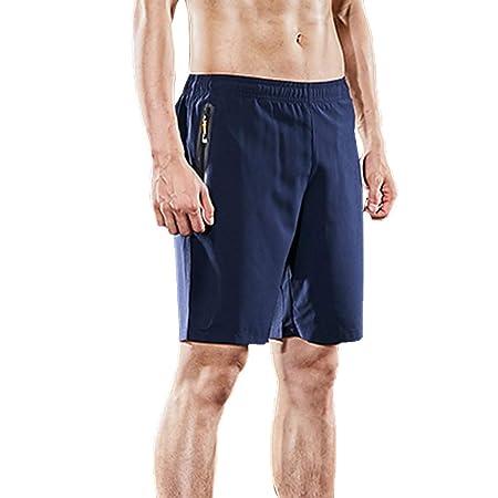 Youngii Pantalon Pantalones Cortos de baño Deportivos para ...