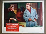 GK47 White Heat JAMES CAGNEY/VIRGINIA MAYO Lobby Card. This is a lobby card NOT a video or DVD. Lobby cards were displayed in movie theaters to advertise the film. Lobby cards measure 11 by 14 inches.