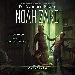 Noah Zarc: Cataclysm Audiobook