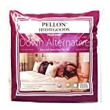 Pellon 2DAPI1616 Twin Pack Down Alternative Pillow Insert, 16'' by 16'', White