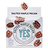 Vegan Salted Maple Pecan – Gourmet Gluten-Free, Low Sugar, Paleo Snack Bar (Pack of 6) For Sale