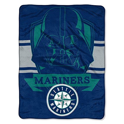Officially Licensed MLB Seattle Mariners Star Wars Cobranded