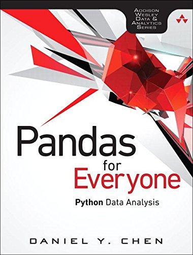 Pandas for Everyone: Python Data Analysis