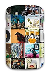 High Impact Dirt/shock Proof Case Cover For Galaxy S3 (all American Rejects Desktops )