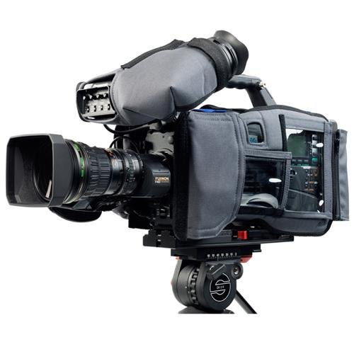 camRade camSuit Form-Fitting Cover for Panasonic AG-HPX600/610 and AJ-PX800 Cameras by CamRade