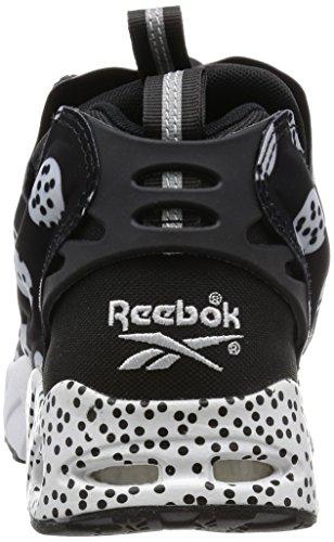 Reebok - Instapump Fury Road Blackwhite - Pointure: 42.5