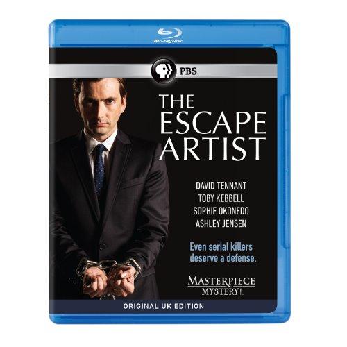 Masterpiece Mystery: The Escape Artist [Blu-ray]