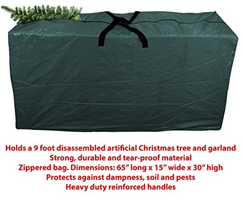 Greenco Extra Large Christmas Tree Storage Bag For 9 Foot