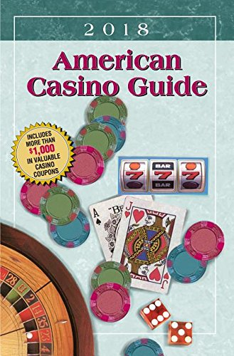 American Casino Guide 2018 Edition (Vintage Slot Cars)