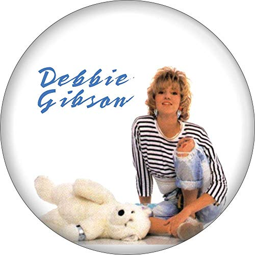 Debbie Gibson - Out of the Blue Album Cover - 2.25