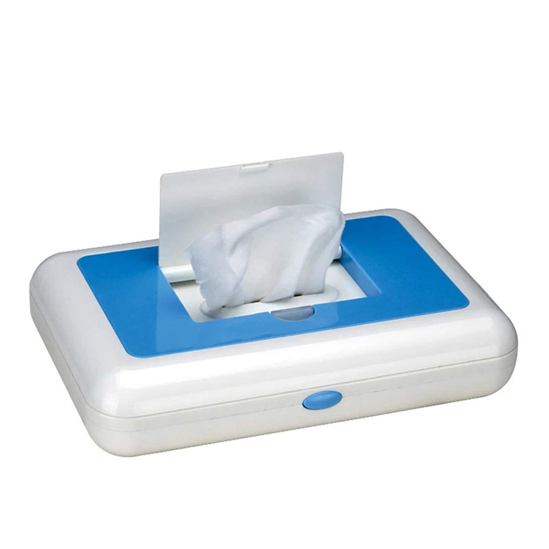 ZZZGY Wipes Dispenser Baby Wipes Case, Baby Wipe Holder Keeps Wipes Fresh, Easy Open & Close Wipe Container, Large Capacity Design by ZZZGY