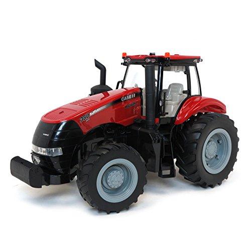 TOMY Case Big Farm 380Cvt Magnum Tractor (Case Farm Tractor)