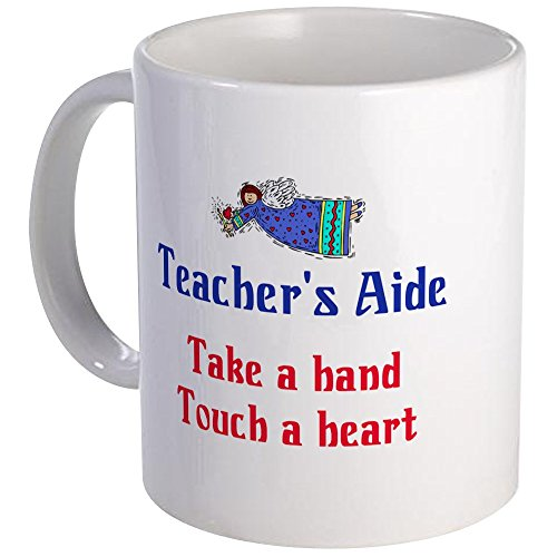 CafePress Teachers Aide Unique Coffee