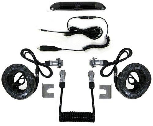 Rand McNally GPS and Tablet backup camera - trailer tow cable version