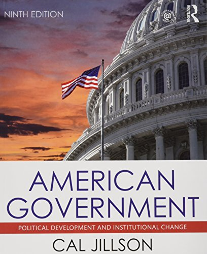 American Government 9e + Texas Politics 6e Bundle