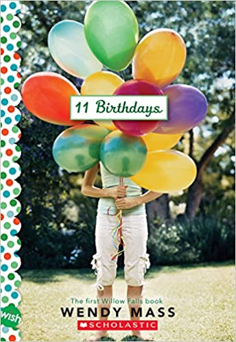 Image result for 11 birthdays book