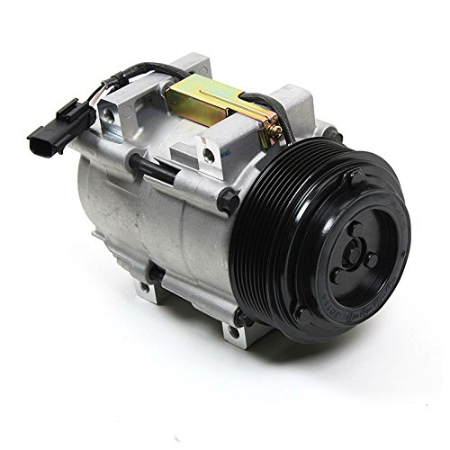 A/C Compressor w/ Clutch 68182 For 06-10 Dodge Ram 2500 3500 5.9L 6.7L Diesel by Aftermarket