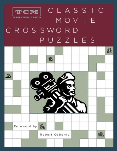 Music Turner - TCM Classic Movie Crossword Puzzles (Turner Classic Movies)