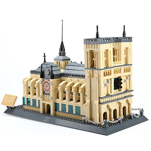Happy Town Toys Notre Dame The Cathedral of Paris France