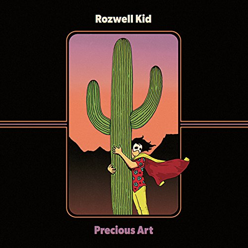 Rozwell Kid - Precious Art (2017) [WEB FLAC] Download