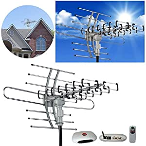 Amazon.com: Hdtv Outdoor Amplified Antenna Hd Tv Hdtv Hdtv