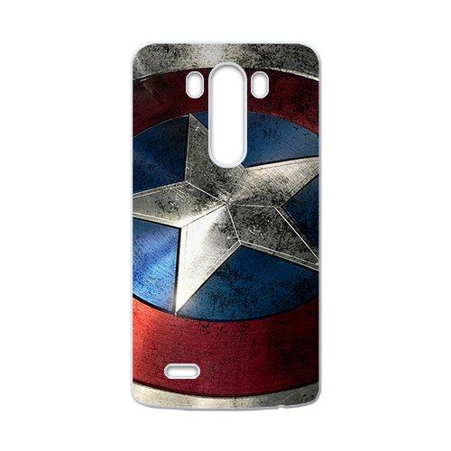 captain america's shield Phone Case for LG G3