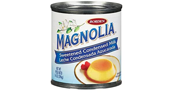 Amazon.com: Magnolia Sweetened Condensed Milk, 14 oz, 3 Pack (Quantity of 4): Health & Personal Care