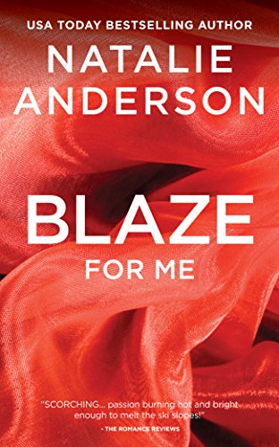 book cover of Blaze For Me