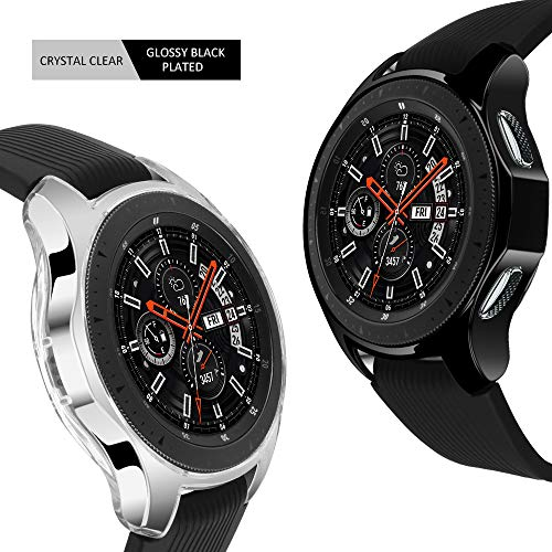 8990c27742812 Goton Compatible Samsung Galaxy Watch 46mm Case 2018 (for - Import It All