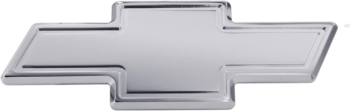 All Sales 96043P Chevy Grille Emblem with Border