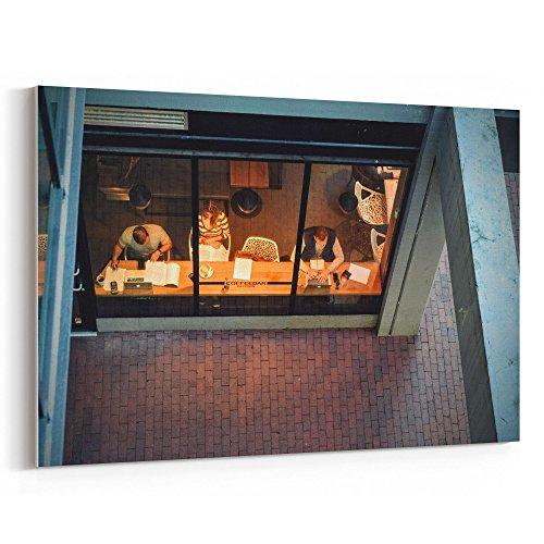 Westlake Art - Window Case - 24x36 Canvas Print Wall Art - C