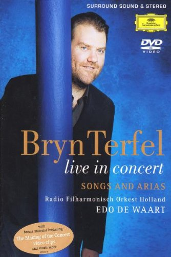 Bryn Terfel: Live in Concert - Songs and Arias by Deutsche Grammophon