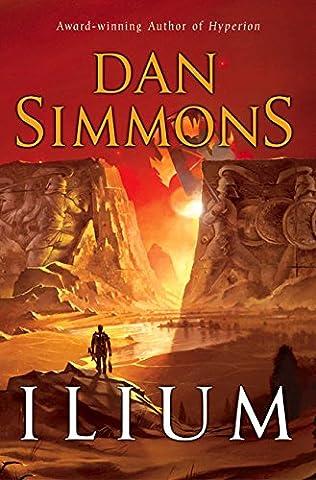 book cover of Ilium