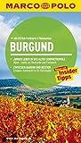 MARCO POLO Reiseführer Burgund: Reisen mit Insider-Tipps. Mit EXTRA Faltkarte & Reiseatlas