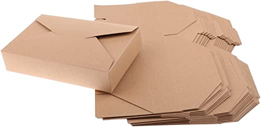 20 x Caja de Repostería Caramelos Envase de Regalos Recipiente de ...