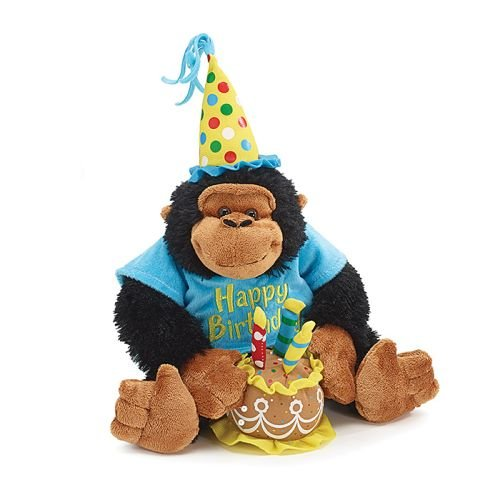 Birthday Cake Plush (Happy Birthday 12