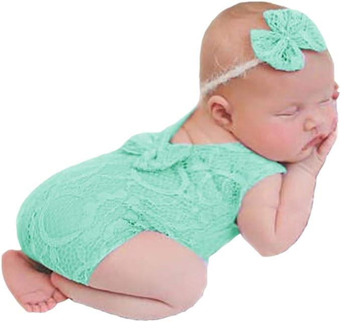 Amazon.com: Bebé Niña Fotografía Accesorios Bebé Lindo ...