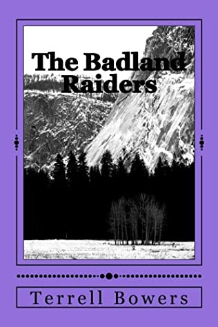 book cover of The Badland Raiders
