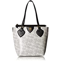 Anne Klein Straight up Small Tote Snake