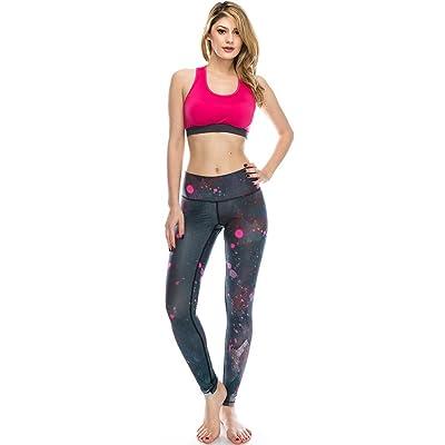 Herafit Women's Premium Yoga Pants Leggings - Winterfall